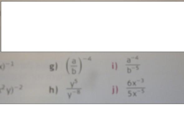 Aufgabe 9  - (Mathematik, Bruch, Potenzen)