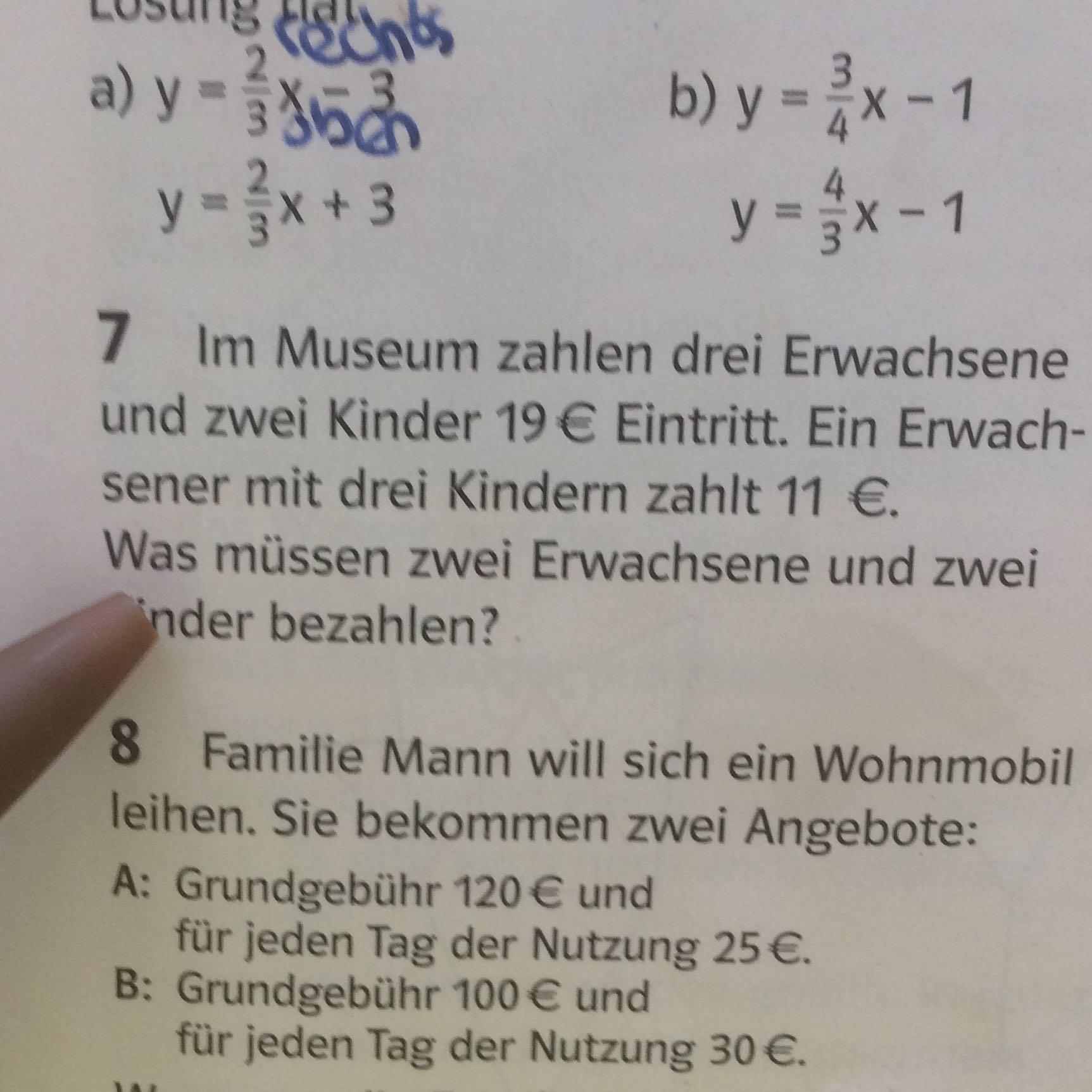 Mathe Rückspiegel Textaufgabe? (Mathematik)