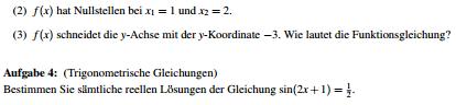 2. - (Schule, Mathematik, Nachhilfe)