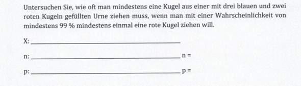 Mathe: Wie berechnet man das?