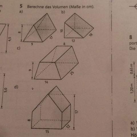 Aufgabe5 - (Mathe, mathe lernen)
