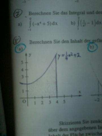 Aufgabe 8 - (Mathe, Integral)