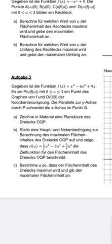 Matheproblem,kann jemand helfen?