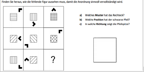Beispiel - (Test, Logik)