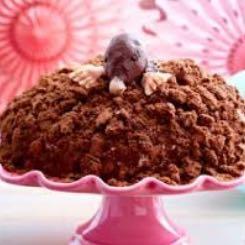 Maulwurf Hugel Kuchen Backen Aber Wie Geburtstag Mama