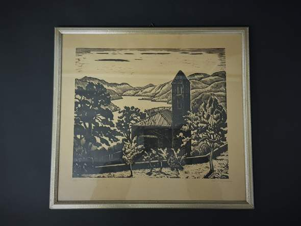 Max Burgmeier Gemälde?