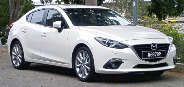 Mazda 3 oder Volvo V40?