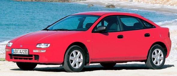 - (Auto, Gebrauchtwagen, Mazda)