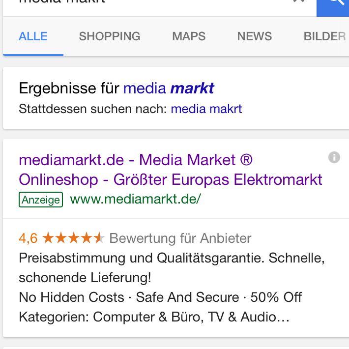 media markt fake gewinnspiel pc google. Black Bedroom Furniture Sets. Home Design Ideas