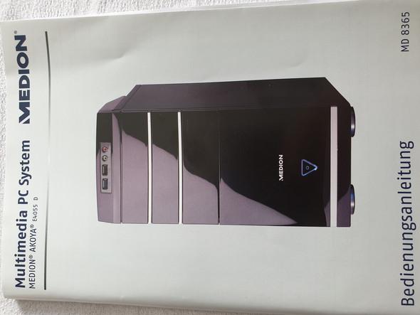 Medion Akoya E4055 D Treiber? (Computer, Technik, Spiele