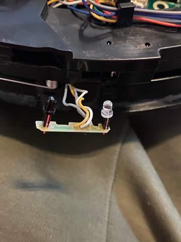 MEDION saugroboter Fotodiode defekt?