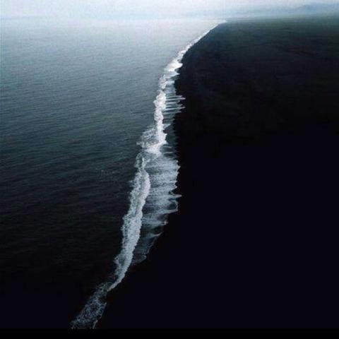 Zwei Meere Die Sich Nicht Vermischen