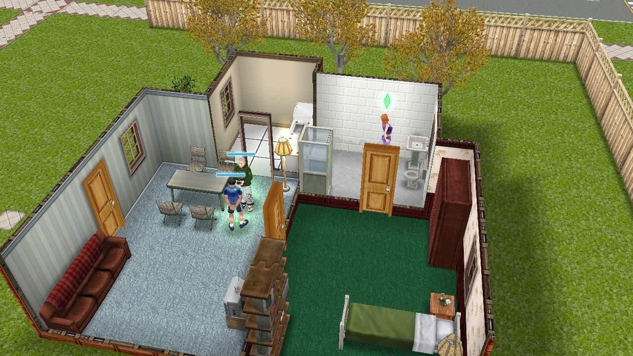 Mehr Etagen in Sims Freispiel (Apps)