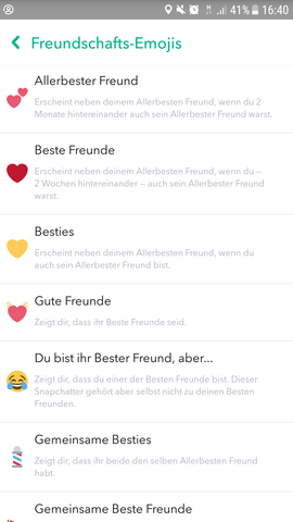 - (Freunde, Snapchat, chatten)