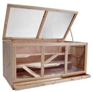 mehrere hamsterk fige aber welcher ist am besten f r die nager geeignet haustiere hamster. Black Bedroom Furniture Sets. Home Design Ideas