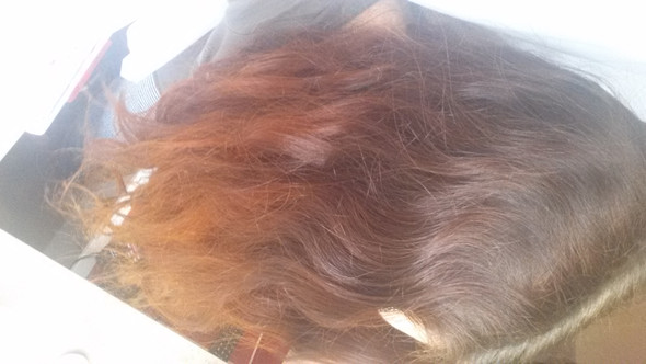 Farben stimmen per Handy nie so ganz  - (Haare, Henna)