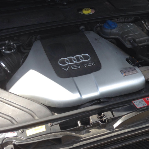 Motor - (Werkstatt, VW, Mechaniker)
