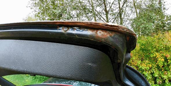 Rost rechts - (Auto, Recht, Auto und Motorrad)