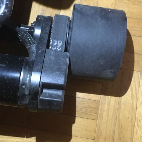 Das ist der motor und rollen - (longboard, Elektrolongboard, geraeusche-beim-fahren)