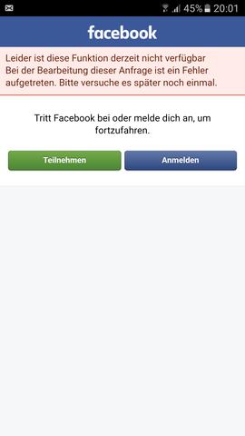 - (Facebook, gehackt)