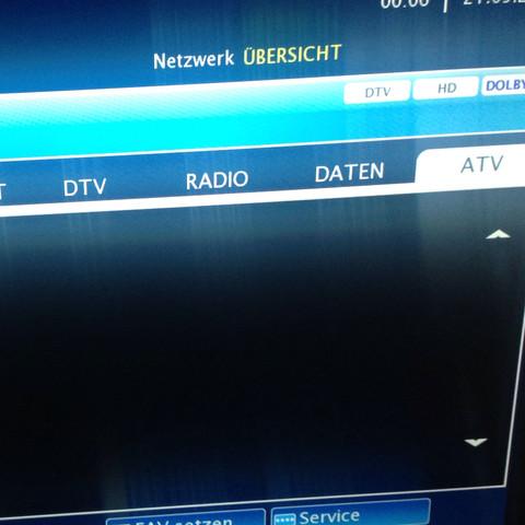 Null analog sender.. - (Kabel Deutschland, TV-Sender, Bildstörung)