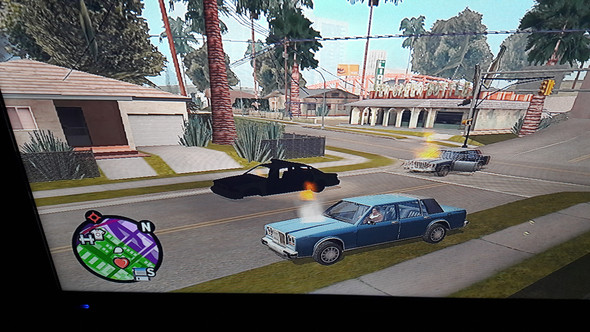 - (GTA San Andreas, Cheaten, eskalation)