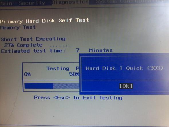 Der Error im Bios - (Technik, Festplatte, hp)