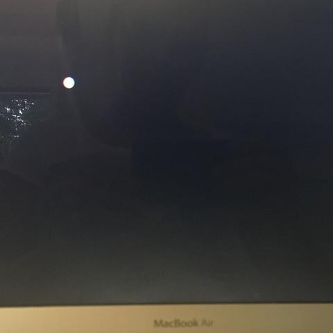 Da der bunte warte cursor.  - (Apple, iTunes, Macbook)