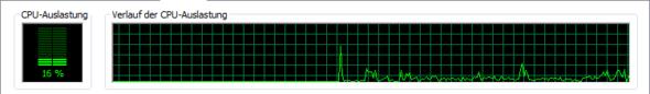 Task-Manger - (Prozessor, AMD, 8 kerne)