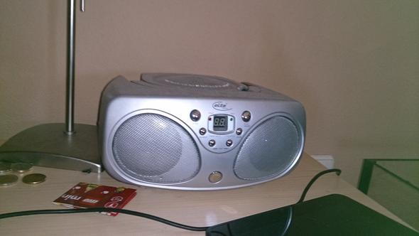 Das ist mein Radio - (Radio, Störgeräusche)