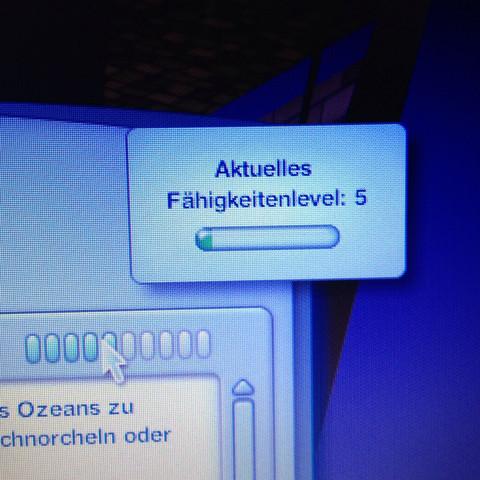 Wie man sehen kann Tauchlevel 5! - (Sims 3, Sims, Tauchen)