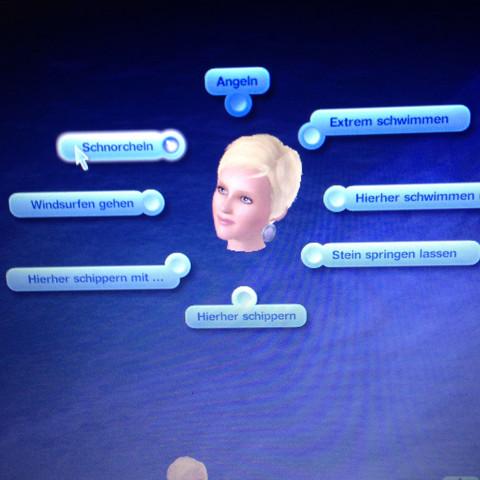 """Keine Interaktion """"Tauchen"""". - (Sims 3, Sims, tauchen)"""