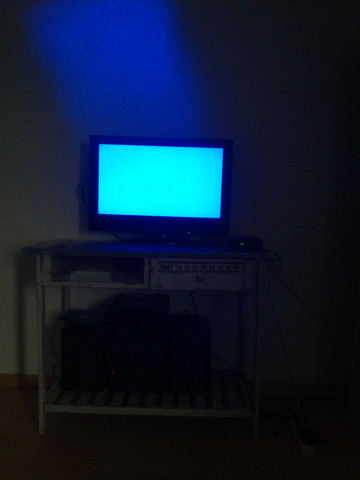 Mein Toshiba Fernseher mit der Nummer: 26AV607PG zeigt keine Medien an?