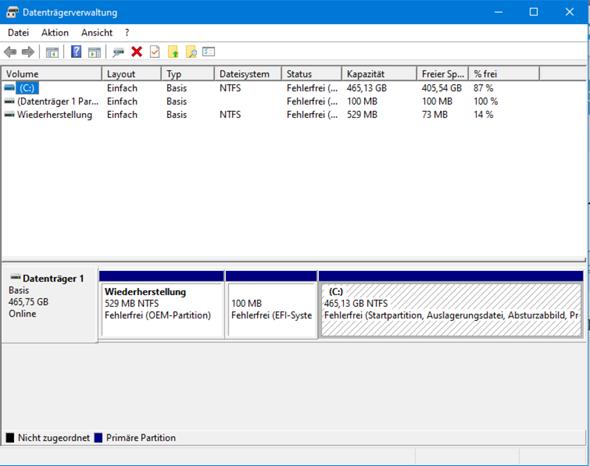Windows 10 Erkennt Ssd Nicht