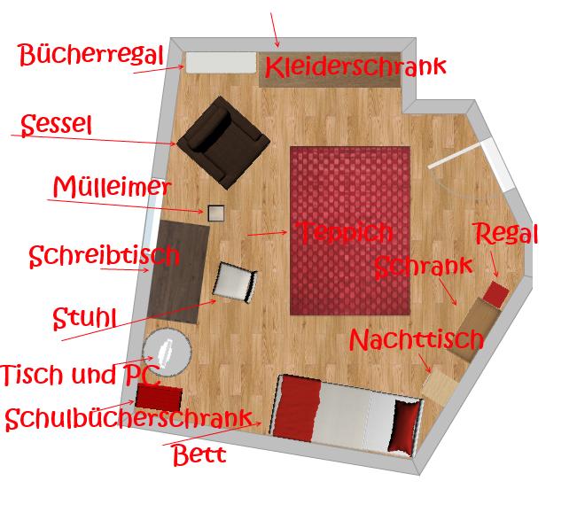 wie soll ich mein zimmer streichen dekoration und gestaltung ein zimmer fr dinofans with wie. Black Bedroom Furniture Sets. Home Design Ideas