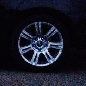 Was man hier nicht sieht das da noch son M ist - (BMW, E90, 17zoll)
