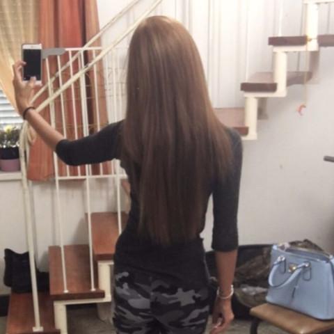 Haare sind bruchig