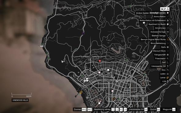 gta karte Meine karte in gta 5 (PC) zeigt nur noch markierungen und polizei