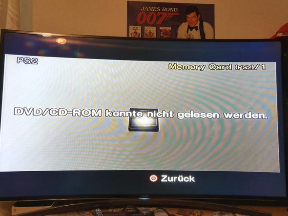 Meine Playstation 2 liest Die Games nicht mehr?