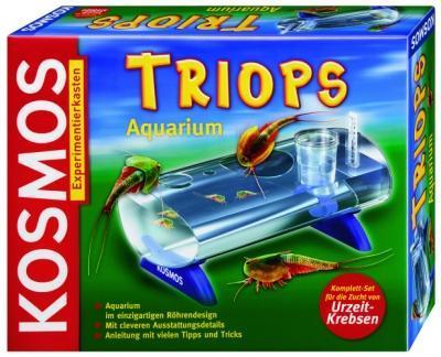 Meine TriopseAnleitung Wasser Reptilien Triops