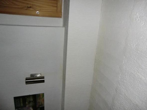 Wand - (Farbe, Zimmer, Maler)
