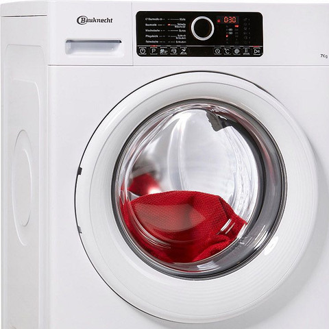 Meine Waschmaschine Bauknecht  macht Probleme ?