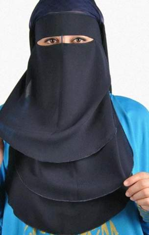 Meint ihr das ist eine burka die man tragen kann?