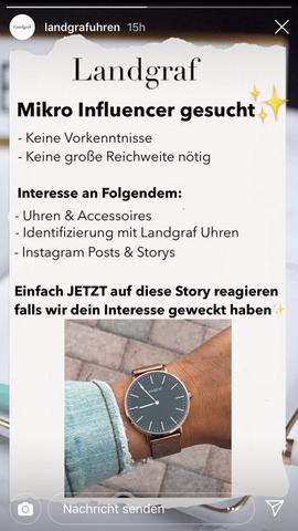- (Internet, Instagram, Uhr)