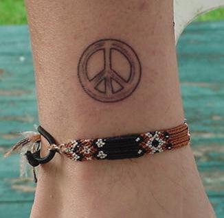 Peace - (Tattoo, Vögel, peace)