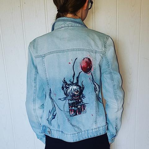 Meint ihr ich kann diese Jacke tragen?