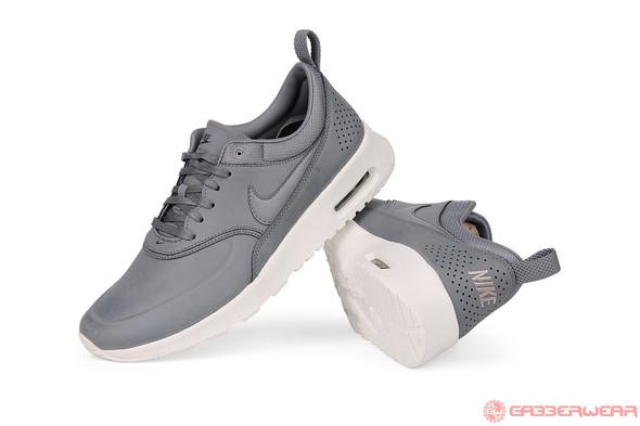 Meinung Nike Air Max Thea in Grau Premium? (Schuhe, airmax)