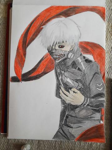 Ken - (Anime, Zeichnung)