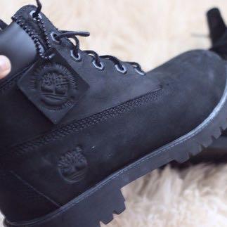 Schwarze Timberlands 💕 - (Mädchen, Schuhe, Meinung)