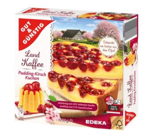 Meinung zum Pudding Kirsch Kuchen?